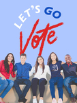 Let's Go Vote by Brittany Santos