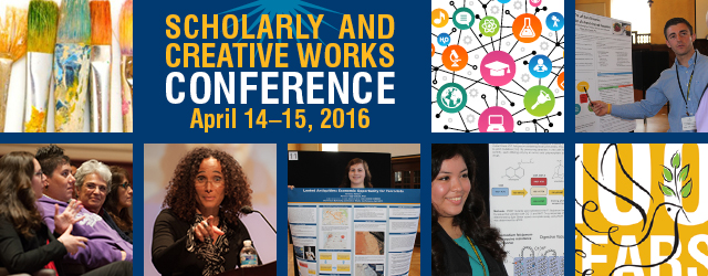 Scholarly and Creative Works Conference 2016