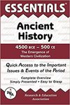 The Essentials of Ancient History: 4,500 BC to 500 AD, The Emergence of Western Civilization
