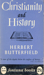Christianity and History by Herbert Butterfield