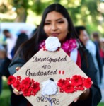 Immigrated and Graduated by Alejandra Aroni Buiza