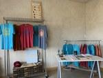 Blue Sky Center: The t-shirt shop by Angela Garcia