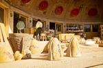 Arcosanti: Ceramic bells by Michael Pujals