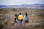 Arcosanti: Hiking through the desert by Michael Pujals