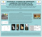 Biofuels: A Hands-On Approach, Learning the Potential of Utilizing Non-Food Sources by Alexandra Ham, Gabrielle Pecora, Hoaithuong Bui, Timothy Camarella, Victor Pham, and Marc Ting