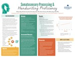 The Relationship Between Somatosensory Processing and Handwriting Proficiency