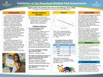 Examining the Validity of the Preschool Kitchen Task Assessment : An Exploratory Study