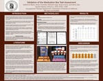 Validation of the Medication Box Task Assessment