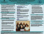 Healthy Aging Website: Providing Online Occupation Based Information by Haley Caruthers, Samantha Talavera, Stephanie Vera, and Jackeline Ulloa