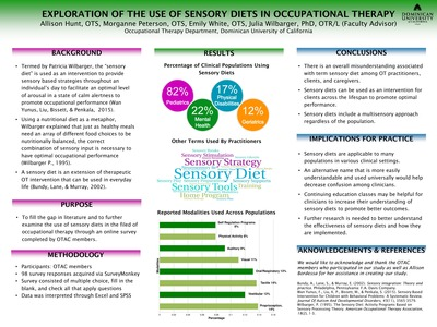 Student Research Posters   Student Scholarship   Dominican