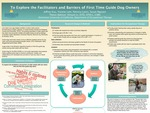 Older Adults' Experience in Owning a Guide Dog by Jeffrey Kou, Yvonne Lam, Patricia Lyons, and Susan Nguyen
