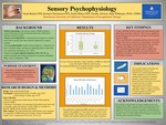 Sensory Psychophysiology by Sarah Button, Emily Minor, and Kristen Christensen