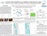 Cytotoxicity Studies of Fijianolide (a.k.a. Laulimalide) Acetylated Derivatives Against Pancreatic Cancer Cell lines to Investigate New Paths For Therapeutic Development by Tyler A. Johnson, David Coppage, Nicole L. McIntosh, Colon V. Cook, Frederick A. Valeriote, and Phillip Crews