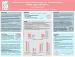Informational and Educational Support for American Women During Labor and Delivery by Camille Hildebrand